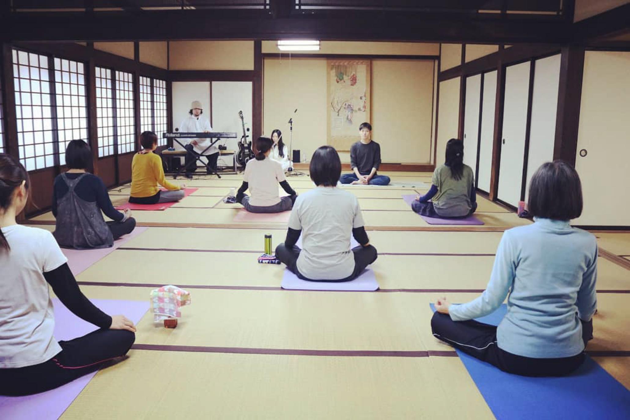 Nitya yoga sanga img2